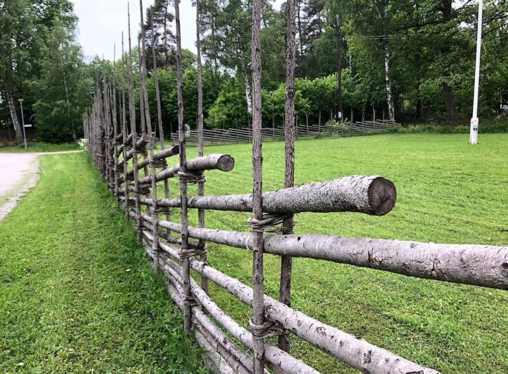 Gräsklippning–ängsholmen