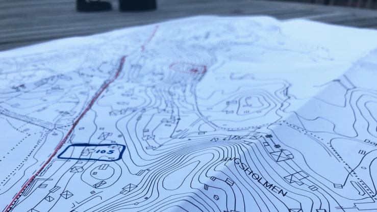 Ängsholmen-karta